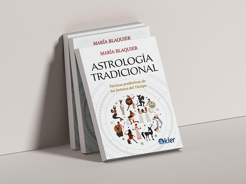libro astrologia tradicional maria blaquier